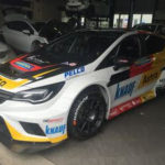 Opel Astra TCR to contest its debut race