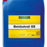 RAVENOL Bettbahnöl 68