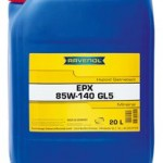 RAVENOL Hypoid EPX Getriebe-Oel SAE 85W-140 GL-5