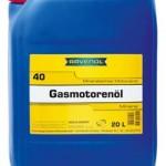 RAVENOL Gasmotorenöl SAE 40