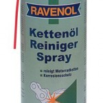 RAVENOL Kettenöl Reiniger Spray